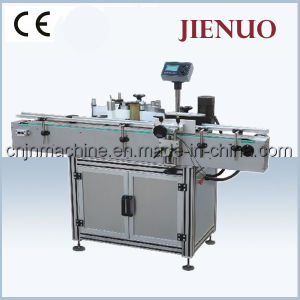 Vertical Automatic Round Wine Bottles Labeling Machine pictures & photos