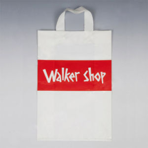 LDPE Promotional Printed Shopping Bags for Shoes (FLL-8375) pictures & photos