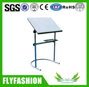 Height Adjustable Drafting Drawing Table for Sale pictures & photos