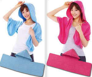 SGS Microfiber Extremely Soft Bath Towel Towel Cape