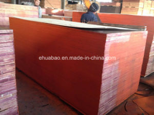 18mm Finger Joint Film Faced Plywood Hard Wood Core pictures & photos