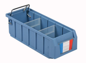 Picking Shelf Bins, Stackable Plastic Storage Part Box&Bin (PK3109) pictures & photos