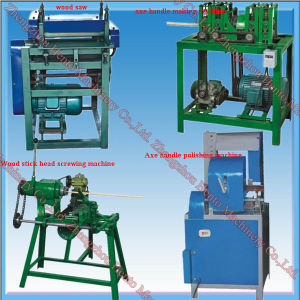 Hot Sale Broom Handle Making Machine pictures & photos