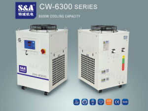 Industrial Cooler for High Power Solid State Light System