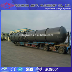 Customized Titanium Pressure Vessel for Sale pictures & photos