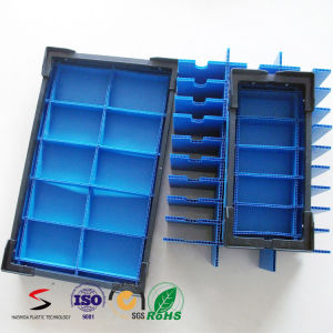 Corrugated PP Board Box Twinwall Plastic Sheet Box pictures & photos