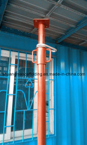 2.2-4m Construction Heavy Duty Adjustable Scaffolding Shoring Prop (Real factory in Guangzhou) pictures & photos