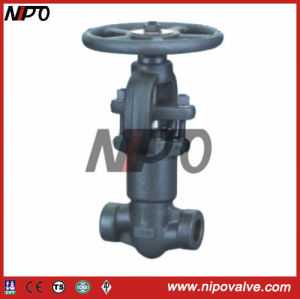 Forged Pressure Sealing Globe Valve pictures & photos