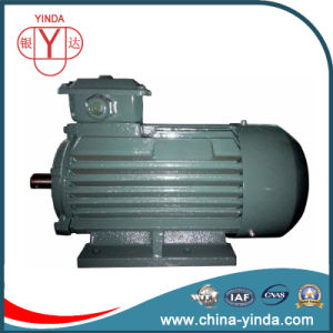 0.55 ~ 200kw Ie3 Eff. Three Phase AC Motor pictures & photos