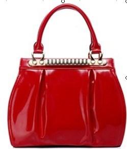 Fashion Women Leather Handbag (JZ26023)