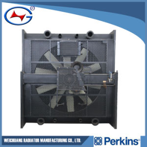 4006-23tag3a: 600kw Copper Radiator for Perkins Diesel Generator Set pictures & photos
