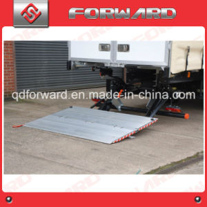 Vehicle Folding Tail Lifts Tuck Away Lift Gate pictures & photos