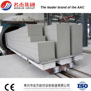 Light Weight AAC Block Manufacturing Plant pictures & photos