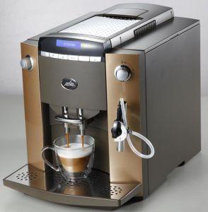 Electric Hot Coffee Vending Machine