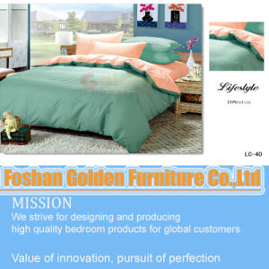 Favorites Compare Cotton Simple 100% Cotton Bed Linen pictures & photos