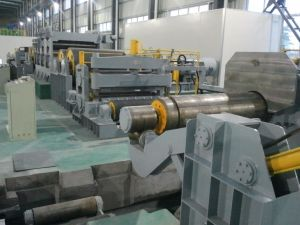 650mm Tension Leveling Machine