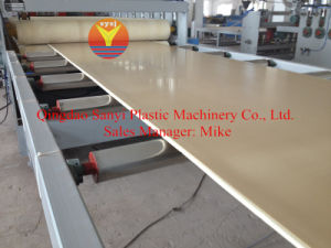 Plastic Machinery/Foaming Machine/PVC Foam Board Machine/WPC Foam Board Machine pictures & photos