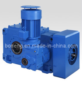 Be Series Bevel-Helical Gearbox for Bucket Elevator (BE3SH05) pictures & photos