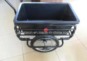 Bike Bicycle Trailer with 90L Poly Tray (Ce Certificated) pictures & photos