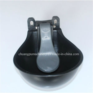 Balck Plastic Cow Drinking Bowl pictures & photos