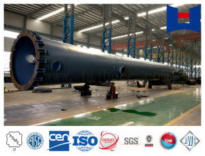 Q245r+N Carbon Steel Flashing Column Tower pictures & photos