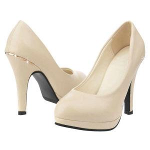 Patent Leather Shoes/Women Shoes/Lady Dress Shoes pictures & photos