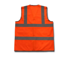 Hot Sale Custom Reflective Motorcycle Ride Clothes Safety Sanitation Construction Vest pictures & photos