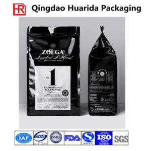 Stand up Ziplock Coffee Powder Plastic Bags Packaging pictures & photos
