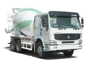 HOWO-7 6X4 340HP Concrete Mixer Truck pictures & photos