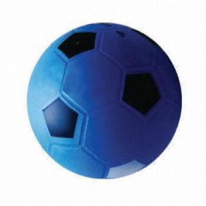 Toy Sports Balls, Made of Vinyl