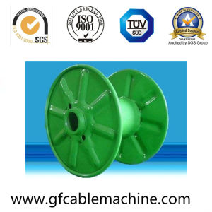 Punching Iron Bobbin for Stranding Machine pictures & photos