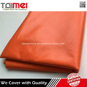 Flame Resistant PVC Laminated Fabric Tarpaulin pictures & photos