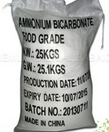 High Quality Best Price Food Grade Ammonium Bicarbonate /Ammonium Bicarbonate pictures & photos