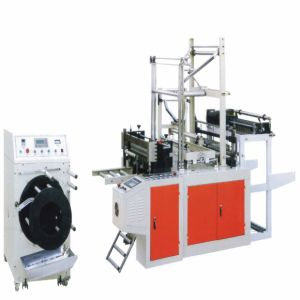 Full Automatic Continuous-Rolled Bag Making Machine (WQ-DF400-600R) pictures & photos