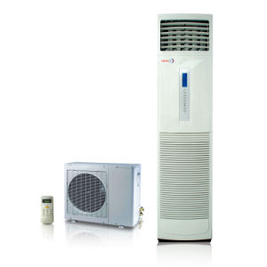 R22 Refrigerant Standing Air Conditioner 48000 BTU