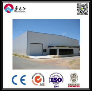 Residential Steel Structure and Steel Building (ZY134) pictures & photos