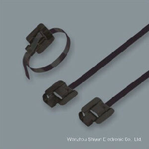 Released Stainless Steel Cable Ties -Coated pictures & photos