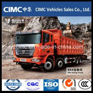 C&C Trucks 8X4 380HP Euro IV Dump Truck pictures & photos