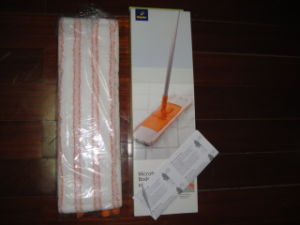 Microfiber Flat Cleaning Dry Wet Mop pictures & photos