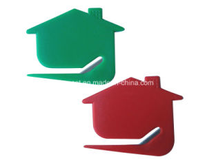 Hot Selling Advertising House Shaped Plastic Letter Opener pictures & photos