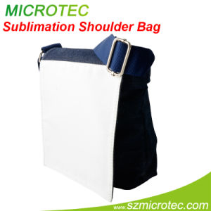 Sublimation Denim Shoulder Bag