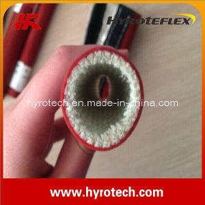High Temperature Fiberglass Insulation Sleeve pictures & photos