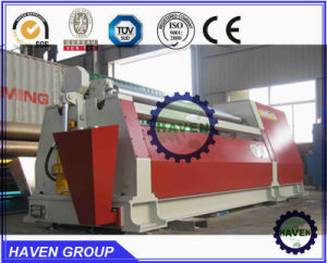 W12S-16X3200 4 Roller Steel Plate Rolling and Bending Machine pictures & photos