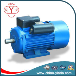 5.5kw Permanent Capacitor Single Phase Motor pictures & photos