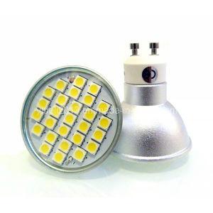 CE SAA 3W/6W/7W SMD/COB GU10 MR16 E27 Dimmable Bulb Lamp LED Spotlight pictures & photos