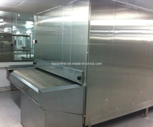 Tunnel Quick Freezing for Fish Shrimp Bread Fish Fillet pictures & photos