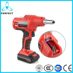 14.4V Li-ion Cordless Electric Riveter pictures & photos