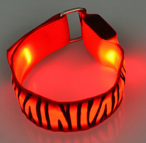 Christmas Nylon LED Glowing Armbands