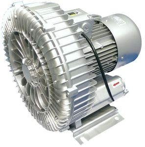 Side Channel Blower Ring Blower for Vacuum Loader pictures & photos