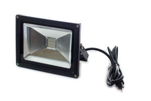 30W LED UV Sensor Floodlight to European and American Hot Sale pictures & photos
